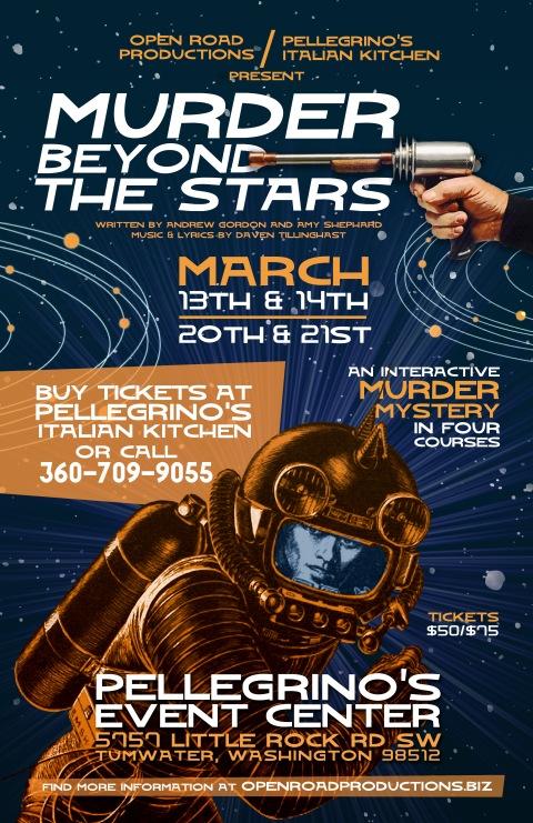 Murder Beyond The Stars 3