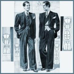1930s mens suits